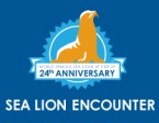 24th Anniversary of the SeaLions logo